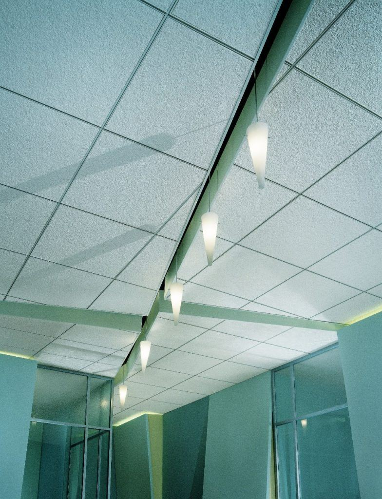 USG Eclipse Acoustical Ceiling Panels